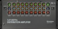 1x9 DISTRIBUTION AMPLIFIER (Loop Output)