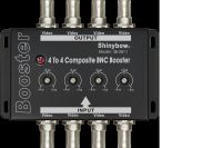 4 To 4 Composite Video Booster