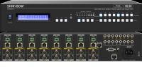 8x8 HDMI HDBaseT Matrix Switcher (PoH)