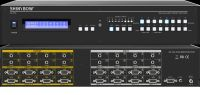 8x8 VGA-Audio Matrix Switcher