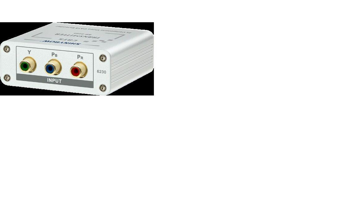 Component Video CAT5 Extender