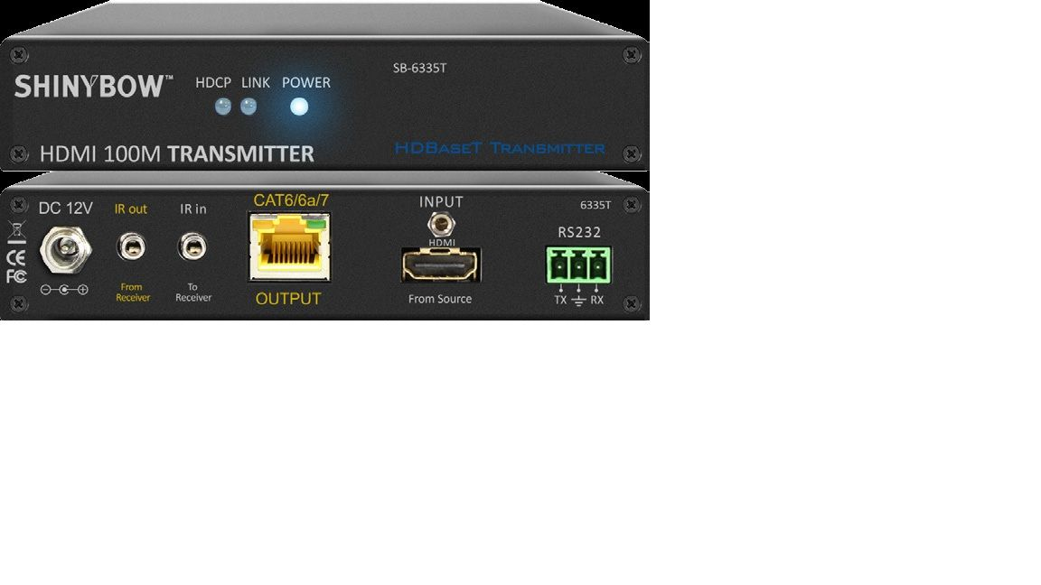 HDMI HDBaseT Extender