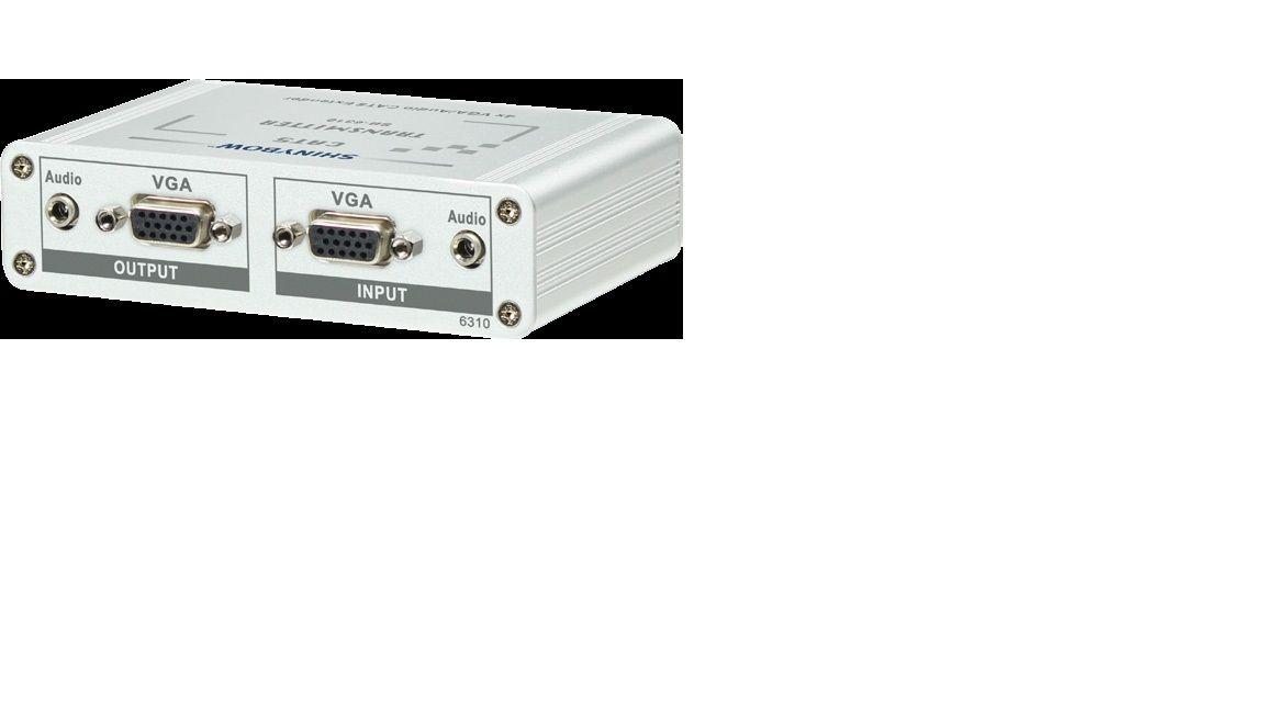 VGA-Audio CAT5 Extender